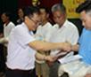 Hội đồng họ Dương Hà Nội tổ chức khám bệnh, tư vấn