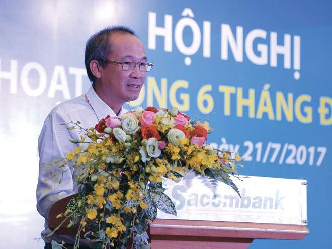 Dấu ấn Dương Công Minh thời hậu M&A Sacombank